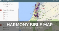 Harmony Bible Map