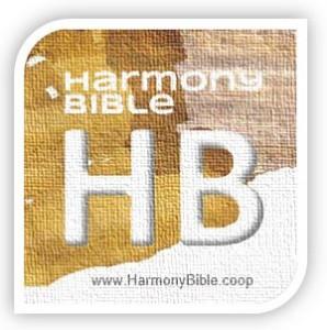 Harmony Bible logo