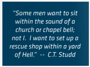 C.T.Studd Quote