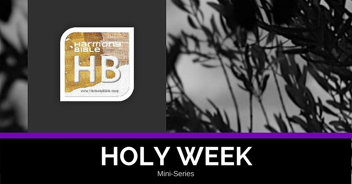 Holy Week mini-series