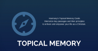 Topical Memory Cards